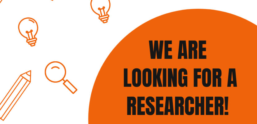 Researcher – Vacancy